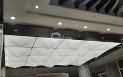 Pyramid Translucent Stretch Ceiling