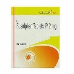 Bucelon 2mg Busulfan 2 Mg Tab, Celon Laboratories, Pack Of 25 Tabs