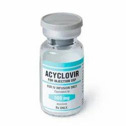 Acyclovir Sodium Injection 100mg