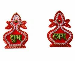 Designer Acrylic Shubh Labh