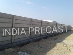 Precast prestressed Wall