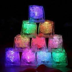 LED Ice Cubes Water Sensor
