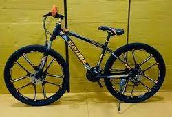 Prime Black/orange 27.5 Inch Mtb Cycle