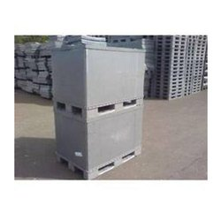 Flc Pallet Box With Sleeve And Lid