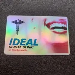 PVC Rainbow Visiting Card