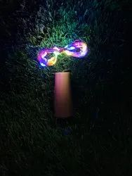 Plastic Warm White and Multi-colour Battery Powered Led Fairy Lights, For Decoration