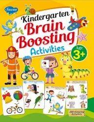 Kindergarten Brain Boosting Activities Book
