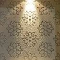 Stone Wall Mural Art