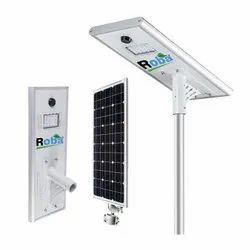 12 W Integrated Solar LED Street Light