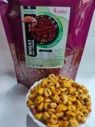 Masala Roasted Wheat Puff Namkeen/Chiwda, Packaging Size: 100 Grams