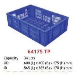 Fruit And Vegetable Display Crates