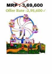 Teddy Ferris Wheel Kids Amusement Ride Game
