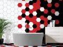 Latest Wall Tiles Design For Living Room