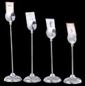 Tall Boy Number Stand Disc Shape