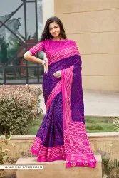 Women Satin Silk Nsaree