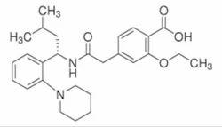 Repaglinide, 135062-02-1, Packaging Size: 25 Kgs