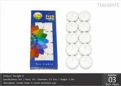 Tea-Light 10-10 Candles