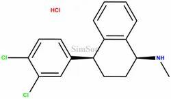 Sertraline HCl Form II
