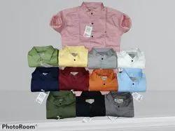 Mens Casual Wear Men Fashion Shirts, Size: M-L-XL
