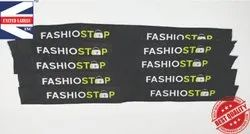 Personalized labels for clothes