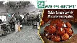 Gulab Jamun Premix Manufacturing Plant