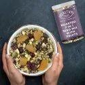 Healthy Treat Munch Box , Pack of 6 Healthy Snacks, Diwali Combo Gift Hamper