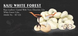 Cashew White Forest Chocolate