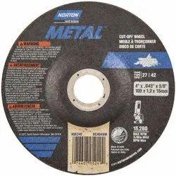 Norton Metal Cutting Wheel