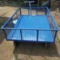Mild Steel Cage Trolley