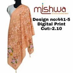Designer Printed Dupatta