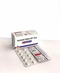 12 Mg Ivermectin Tablet
