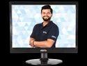 Elista 15.1 inch (38.3 cm) led monitor
