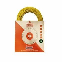 Polycab 4 Sq Mm FR PVC Copper Wires