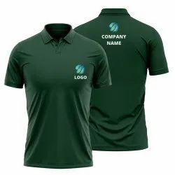 Mens Polo Green T Shirts