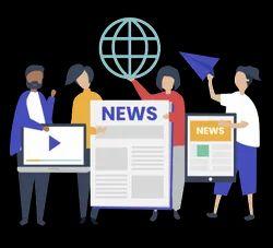 News Portal Development Service