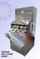 Ss 304 Shape Pouch Filling & Sealing Machine For Liquid