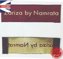 Custom fabric tags