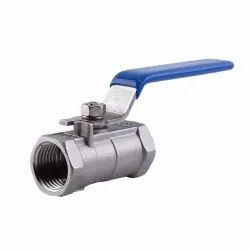 Stainless Steel Mini Ball Valve, Size: 2 Inch
