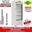 Western Glass Door Visi Freezer -18 Degrees