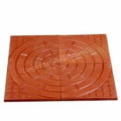 Clay Parking Tile
