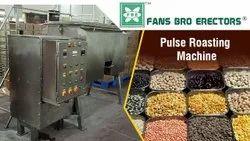 Pulses Roasting Machine