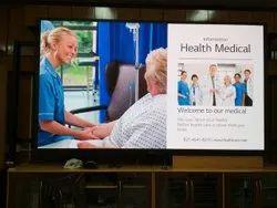 Indoor Video Display
