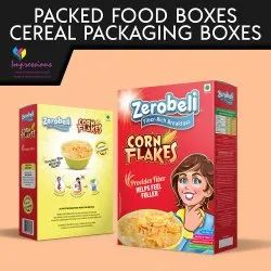 Cereal Packaging Box