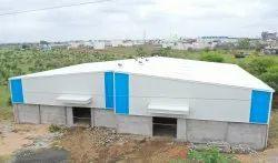 Prefabricated Steel Cold Storage