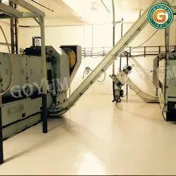 Copra Oil Production Plant