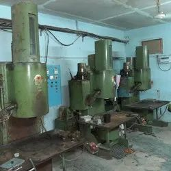 Industrial Casting Plant (Used - For Sale)