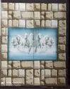 Ganesh tiles Murals