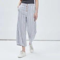 Export Surplus Ladies Cotton Pants