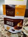 Printed Dates Packing Pouhces