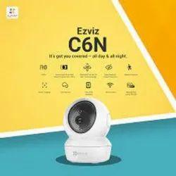 2 MP PTZ Wireless Camera, For Indoor Use, Model Name/Number: Hikvision Ezviz C6N